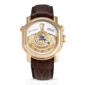 Bvlgari-Bvlgari Daniel Roth Papillon Voyageur GMT Jumping Hours Men's Watch-101835-$26520.00