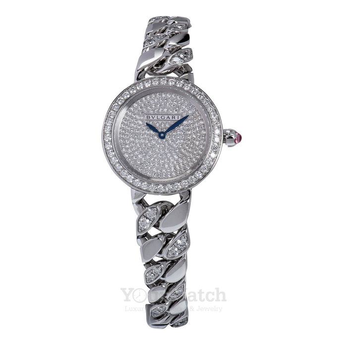 Bvlgari-Catene Diamond Pave Ladies Watch-102309-$24000.00
