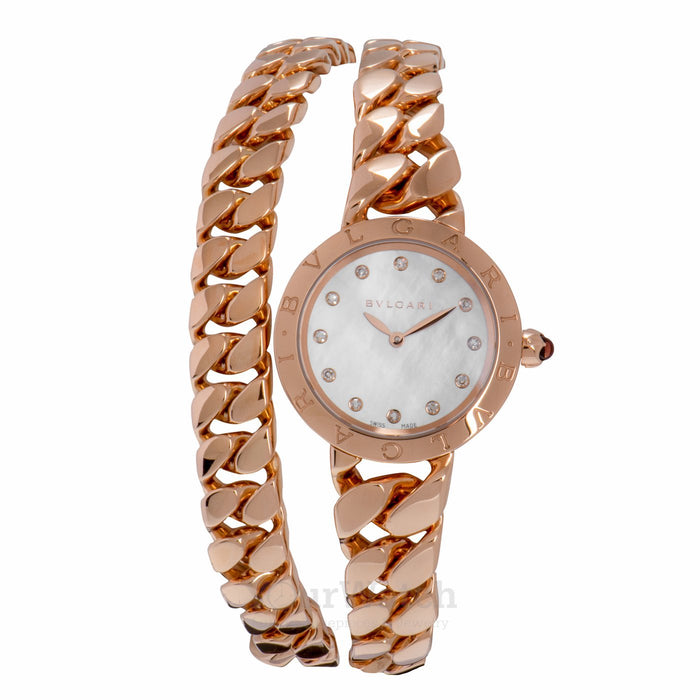 Bvlgari Catene Rose Gold Ladies Watch