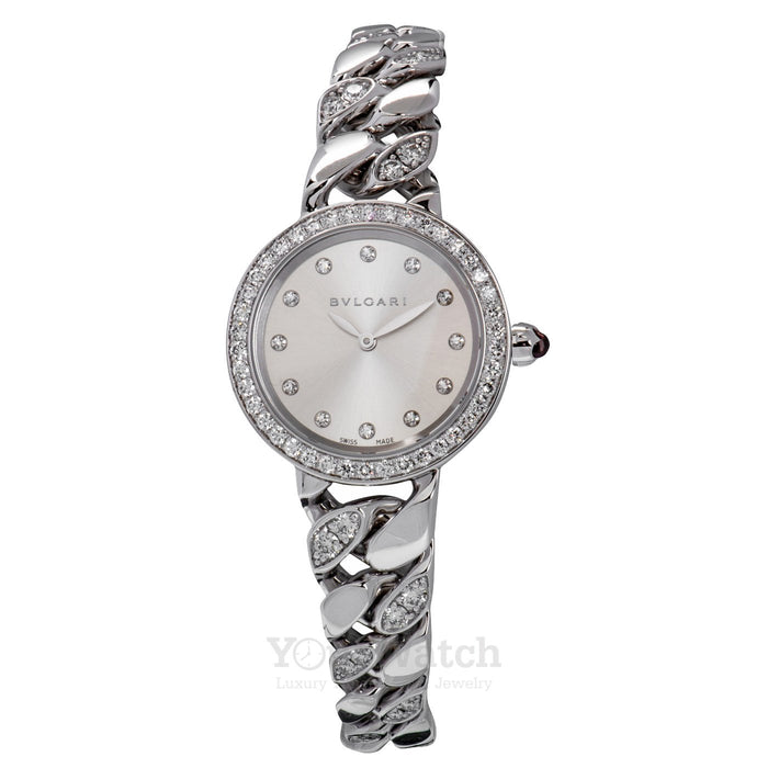 Bvlgari Catene White Gold Ladies Watch