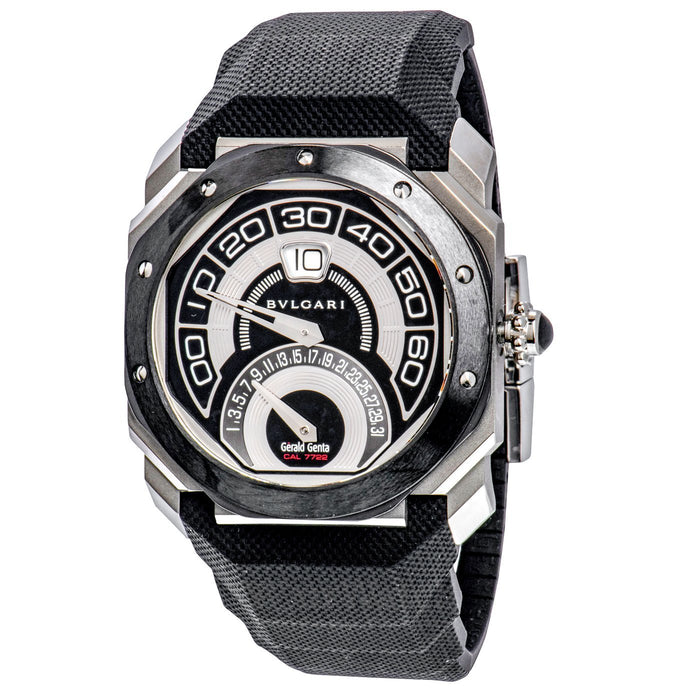 Bvlgari Octo Bi-Retro 43mm Men's Watch