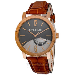 Bvlgari-Rose-Gold-Anthracite-41mm-Mens-Watch-101383-Yourwatch