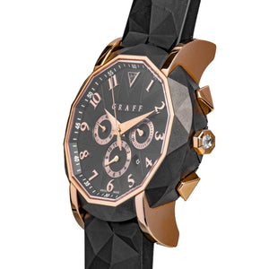 Graff Chronograph Automatic Mens Watch