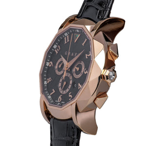Graff Chronograph Automatic Mens Watch CG42PGB