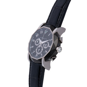 Graff Chronograph Automatic Mens Watch CG45DLCWGB