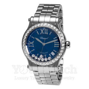 Chopard Happy Sport Medium Automatic 36mm Ladies Watch 278559-3007