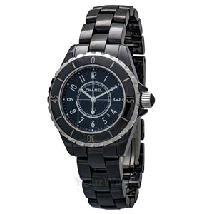 Chanel-J12 Quartz Ladies Watch-H0682-$2795.00