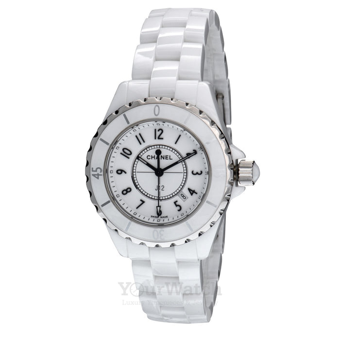 Chanel-J12 Quartz Ladies Watch-H0968-$2580.00