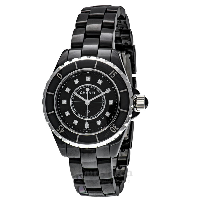 Chanel-J12 Quartz Ladies Watch-H1625-$3600.00