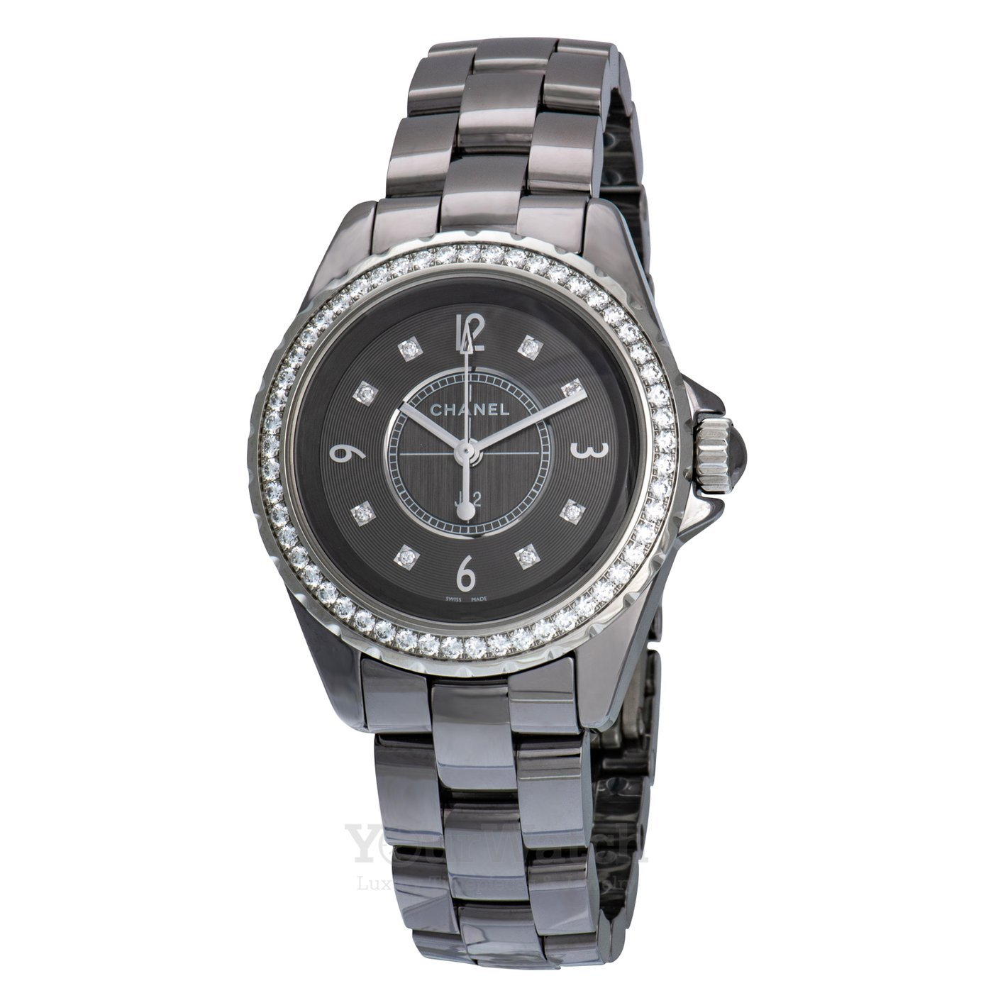 J12 Quartz Ladies Watch Your Watch Llc
