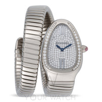 Bvlgari-Serpenti Tubogas Diamond Pave Dial Ladies Watch-102005-$24360.00