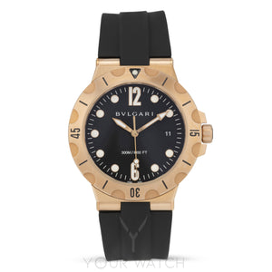 Bvlgari Diagono Professional Automatic Men's Watch 102326