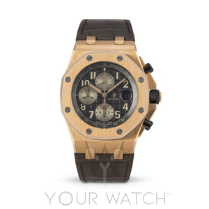 Royal Oak Chronograph 42mm Mens Watch 26470OR.OO.A125CR.01