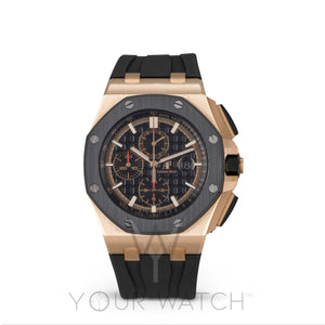 Royal Oak Chronograph 44mm Mens Watch 26401RO.OO.A002CA.02