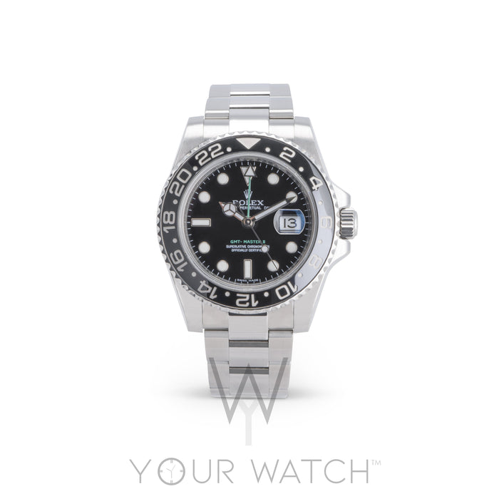 GMT Master II Mens Watch