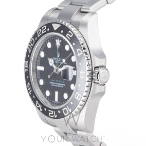 Rolex GMT Master II Mens Watch 116710