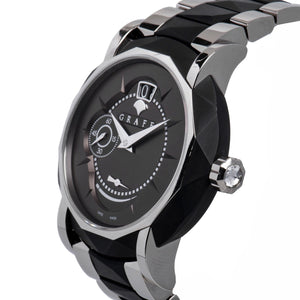 Graff Automatic Mens Watch GS45DLCWGDLCWGC