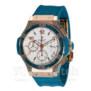Hublot Big Bang Gold Tutti Frutti Ladies Watch 341.PL.2010.LR.1907