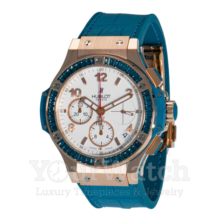 Hublot Big Bang Gold Tutti Frutti Ladies Watch