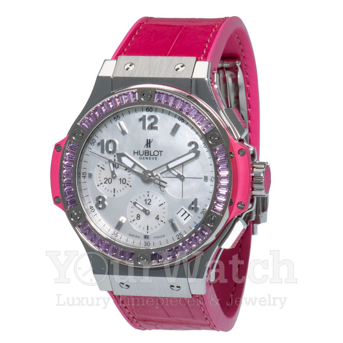 Hublot Big Bang Steel Tutti Frutti Ladies Watch