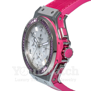 Hublot Big Bang Steel Tutti Frutti Ladies Watch 341.SP.6010.LR.1933