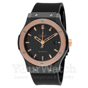 Hublot Classic Fusion Automatic 45mm Mens Watch 511.CP.1780.RX