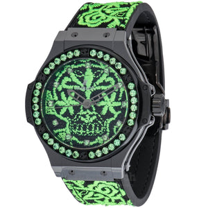 Hublot-Big-Bang-Broderie-Skull-Malachite-Green-41mm-Watch-343CG6590NR1222-Yourwatch