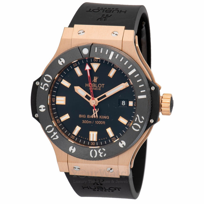 Hublot Big Bang King 44mm Chronograph Mens Watch