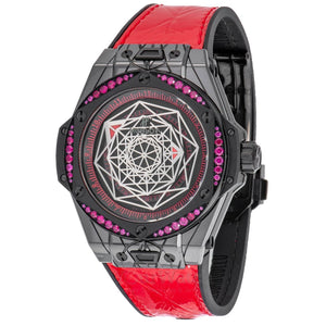 Hublot-Big-Bang-Sang-Bleu-All-Black-Red-39mm-Ladies-Watch-465CS1119VR1202MXM18-Yourwatch