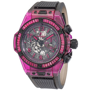 Hublot-Big-Bang-Unico-Red-Sapphire-Baguettes-45mm-Mens-Watch-411JR4901RT1902-Yourwatch