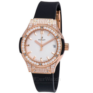 Hublot-Classic-Fusion-33mm-Ladies-Watch-with-Diamonds-581OX2611RX1704-Yourwatch