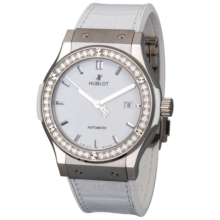 Hublot Classic Fusion Automatic 42mm Ladies Watch