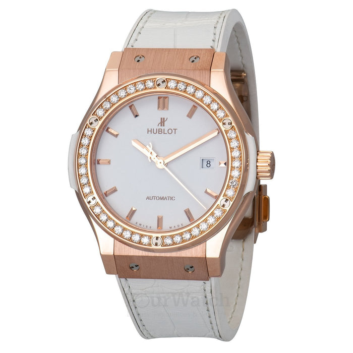 Classic Fusion Automatic 42mm Ladies Watch