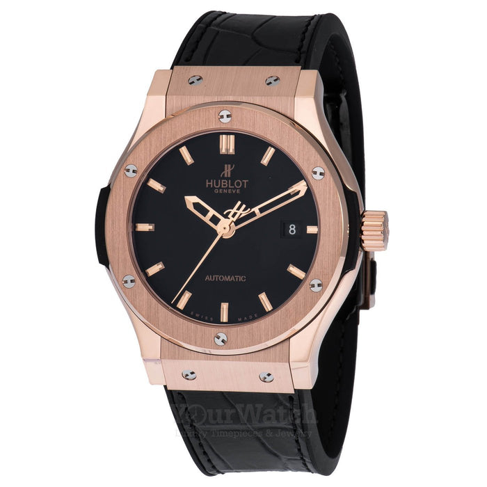 Hublot Classic Fusion Automatic 42mm Mens Watch