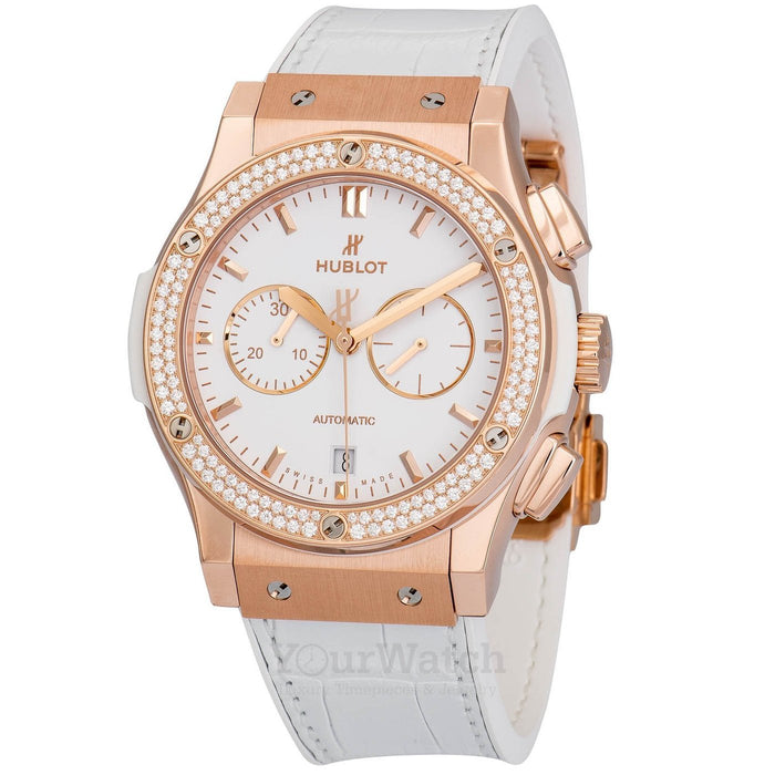 Hublot-Classic Fusion Chronograph 42mm Ladies Watch-541.OE.2080.LR.1104-$22968.00