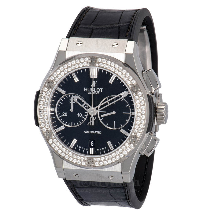 Classic Fusion Chronograph 45mm Mens Watch