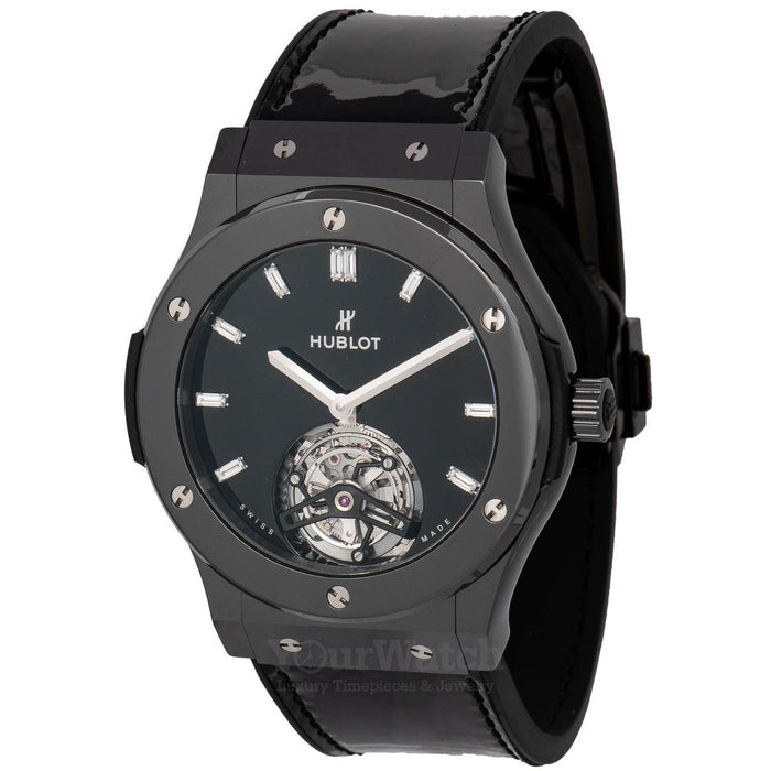 Hublot Classic Fusion Tourbillon Night Out Mens Watch