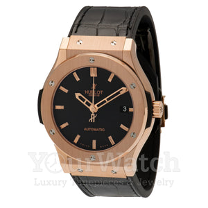 Hublot Classic Fusion Automatic 45mm Mens Watch 511.OX.1180.LR
