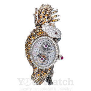 Boucheron Collaborations Ladyhawke Tourbillon