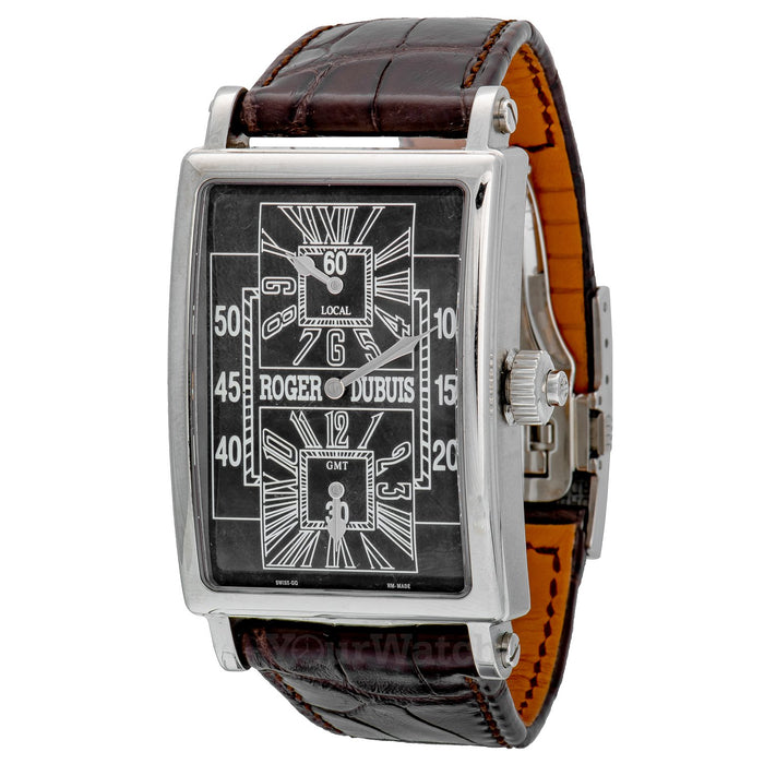 Roger Dubuis Much More 34mm Dual Time Watch