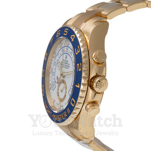 Rolex 116688 Yacht Master II Yellow Gold 44mm Mens Watch