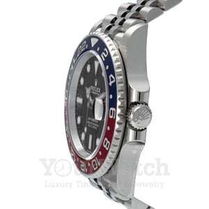 Rolex 126710BLRO-69200 GMT Master II Pepsi Luxury 40mm Mens Watch