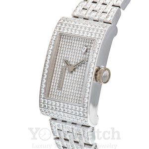 Boucheron Diamond Wristwatch WA009305