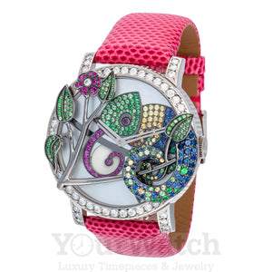 Boucheron Crazy Jungle Chameleon Watch