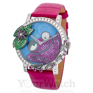 Boucheron Crazy Jungle Frog Watch