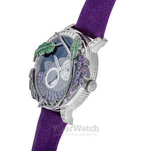 Crazy Jungle Owl Watch Womens WA010203