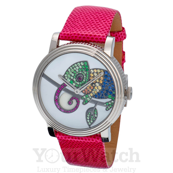 Boucheron-Boucheron Crazy Jungle Chameleon Watch-WA010204-$17200.00