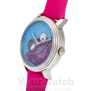 Crazy Jungle Frog Watch