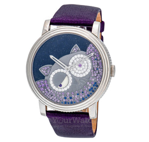 Crazy Jungle Owl Watch Womens WA010206