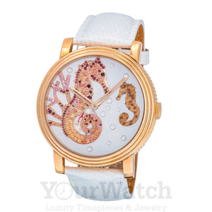 Boucheron Crazy Jungle Seahorse Watch